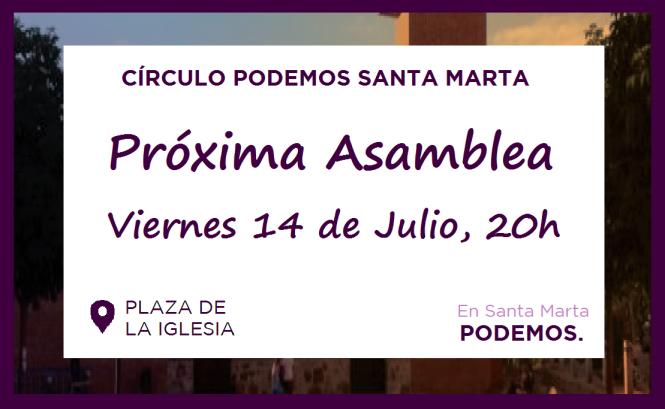 proxima 14 julio
